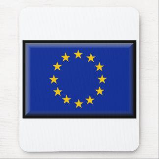 European Union Flag Mouse Pad