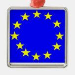 European Union Flag Ornaments