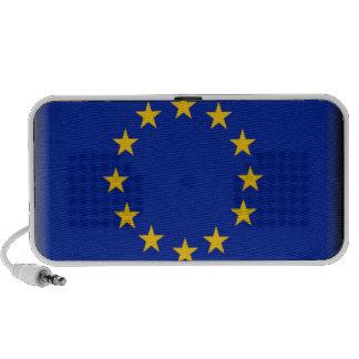 European Union Flag Speaker System