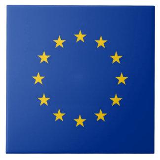 European Union Flag Tile