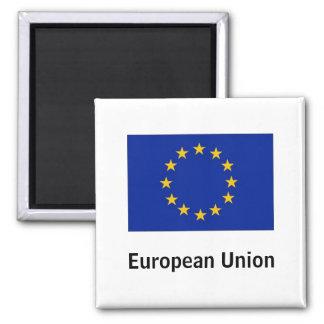 European Union fridge magnet