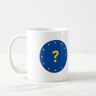 European Union in Question - Coffee Mug
