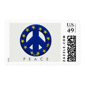 European Union Meyoto Postage Stamp