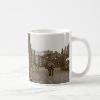 European vacation coffee mug