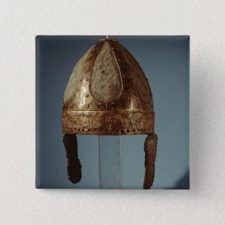 European war combat helmet, c.500 button