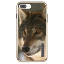 European Wolf Incipio DualPro Shine iPhone 8 Plus/7 Plus Case