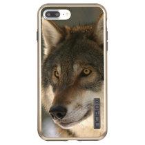 European Wolf Incipio DualPro Shine iPhone 8 Plus/7 Plus Case