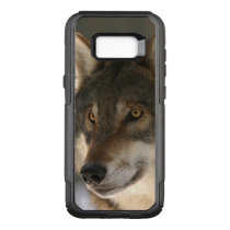 European Wolf OtterBox Commuter Samsung Galaxy S8  Case