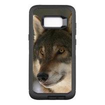European Wolf OtterBox Defender Samsung Galaxy S8  Case
