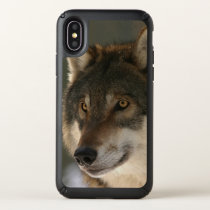 European Wolf Speck iPhone X Case