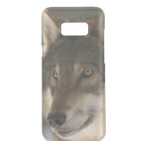 European Wolf Uncommon Samsung Galaxy S8  Case