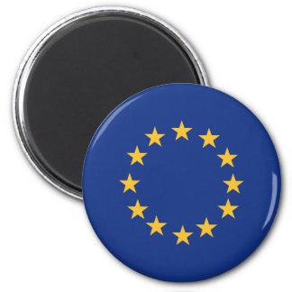 Europeanunion flag magnet