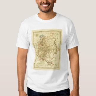 Europeo Rusia 3 Camisas