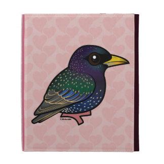 Europeo Starling de Birdorable