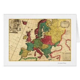 EuropePanoramic MapEurope Cards
