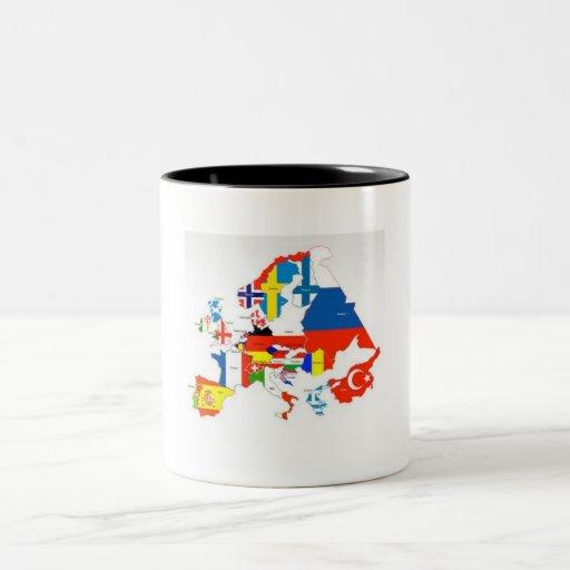 europi tazas de café