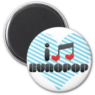 Europop fan fridge magnets