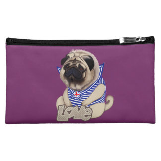Europug Bear-Pug Medium Cosmetic Bag