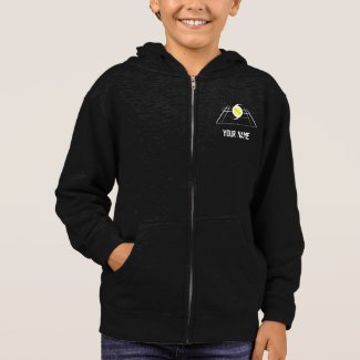 EuroSpin Boys Zip Hoodie Dark Colors