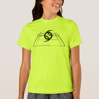 EuroSpin Girls Active Crew T-Shirt