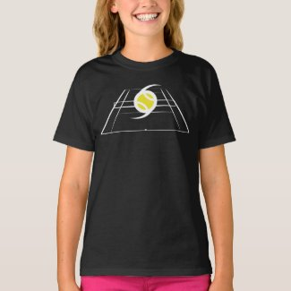 EuroSpin Girls Dark Colors T-Shirt