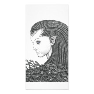 Euryale - tarjeta de la foto tarjeta fotográfica