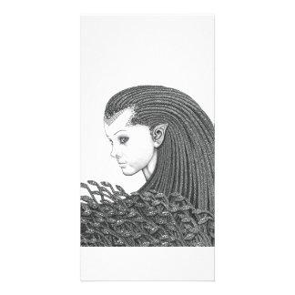 Euryale (versión completa) - tarjeta de la foto tarjetas personales