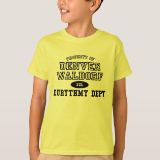 Eurythmy Dept - pick any size, color & style T-Shirt