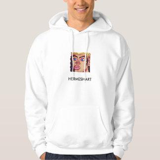 Eusebio Hermes H, HERMESHART Hoodie