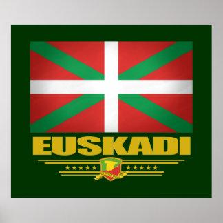 Euskadi (Basque Country) Poster