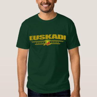 Euskadi (Basque Country) T Shirt