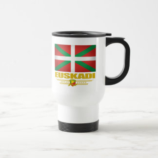 Euskadi (Basque Country) Travel Mug