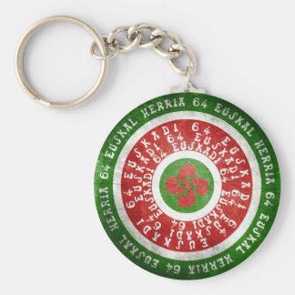 Euskadi Euskal Herria Keychain