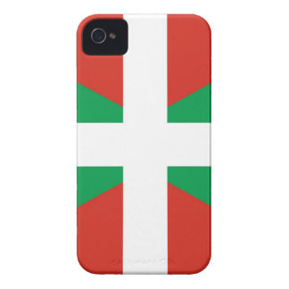 Euskadi Flag - Basque Country - Ikurri iPhone 4 Cover
