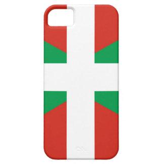 Euskadi Flag - Basque Country - Ikurri iPhone SE/5/5s Case