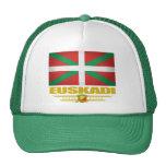Euskadi (país vasco) gorras de camionero