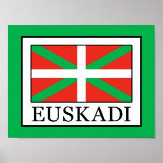 Euskadi Poster