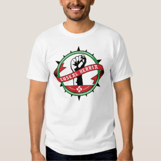 euskal herria t-shirt remera