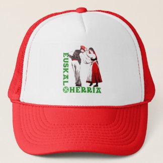 Euskal Herria: traditional Basque dancers, Trucker Hat