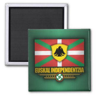 Euskal Independentzia 2 Inch Square Magnet
