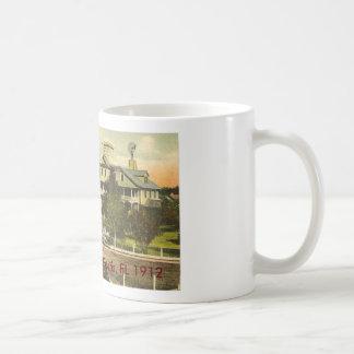 Eustis, FL -  Ocklawaha House, 1912 Coffee Mug
