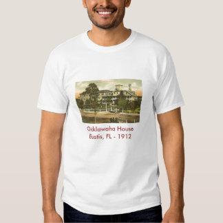 EUSTIS, FL, Ocklawaha House  - 1912 T Shirt