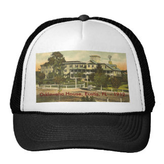 EUSTIS, FL - Ocklawaha House - 1912 Trucker Hat