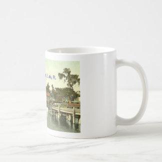 Eustis, FL - Waterfront - 1907 Coffee Mug