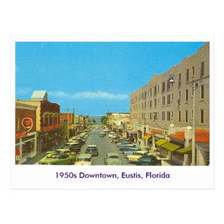 Eustis, Florida Postcard