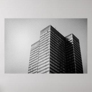 Euston Tower Poster