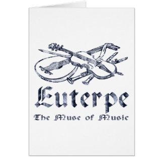 Euterpe Card