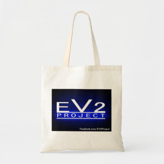 EV2 Project Shopping Tote! Tote Bag