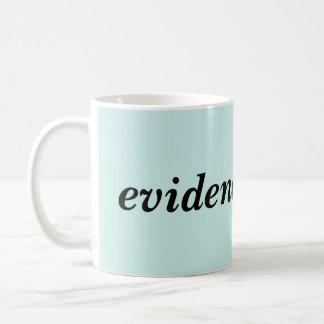 Ev*dence-based Mug