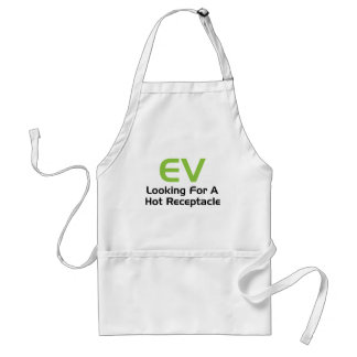 EV Looking For A Hot Receptacle Apron